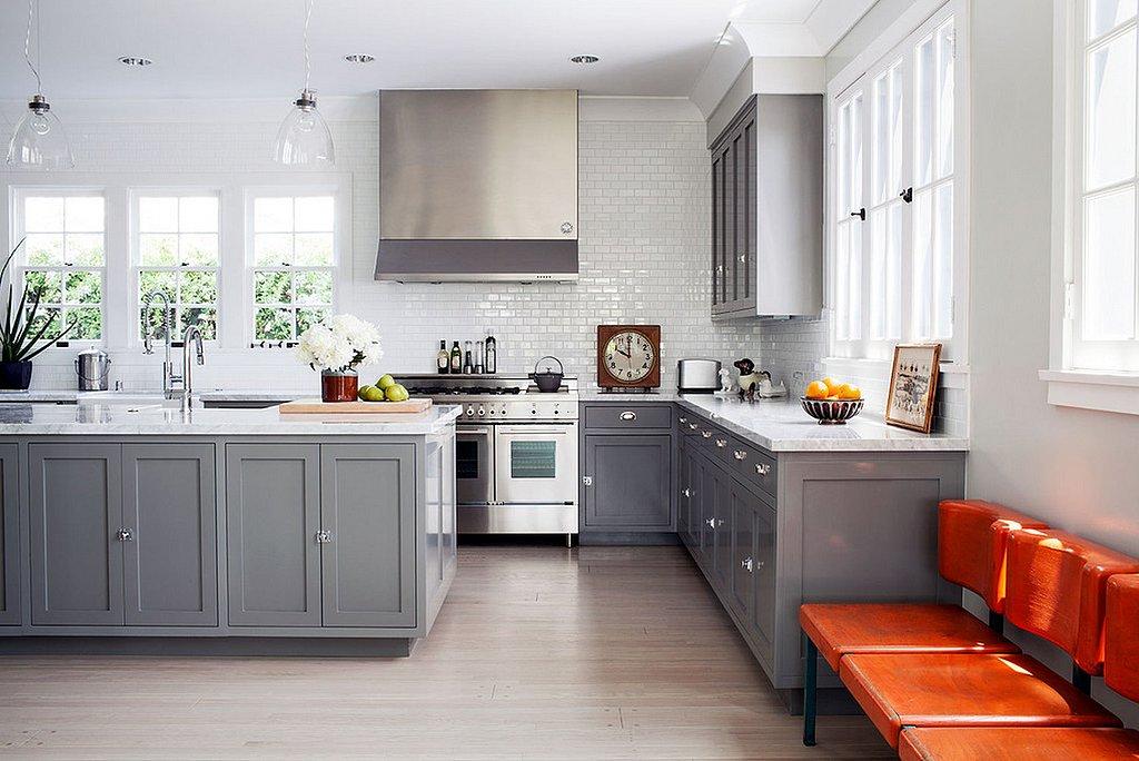 Celebrity Kitchens The Grey Design Trend Builders Surplus