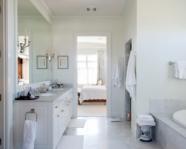 Bathroom Style - Traditional