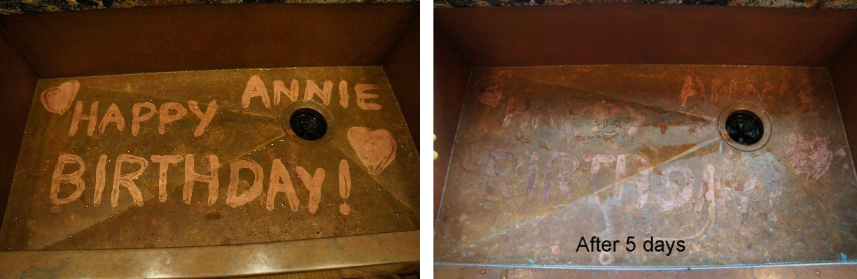 Copper Sinks: The Essential Starter Guide: Reactive