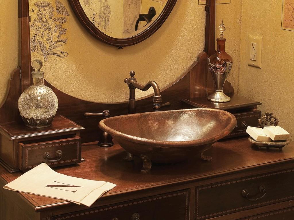 Copper Sinks: The Essential Starter Guide: Unique Vessel