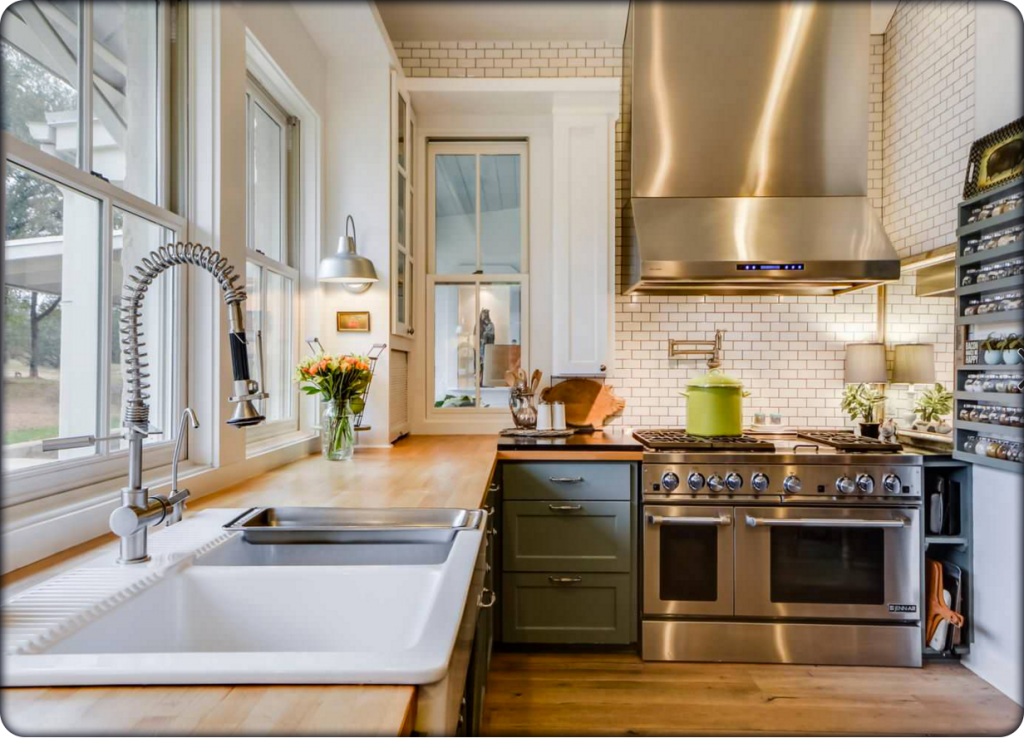 Kitchen Design: Trends & Resolutions for 2016: Mix & Match
