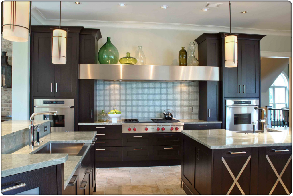 Kitchen Design: Trends & Resolutions for 2016: Stainless Steel Appliances