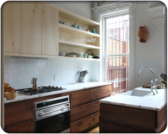 Kitchen Design: Trends & Resolutions for 2016: Wood