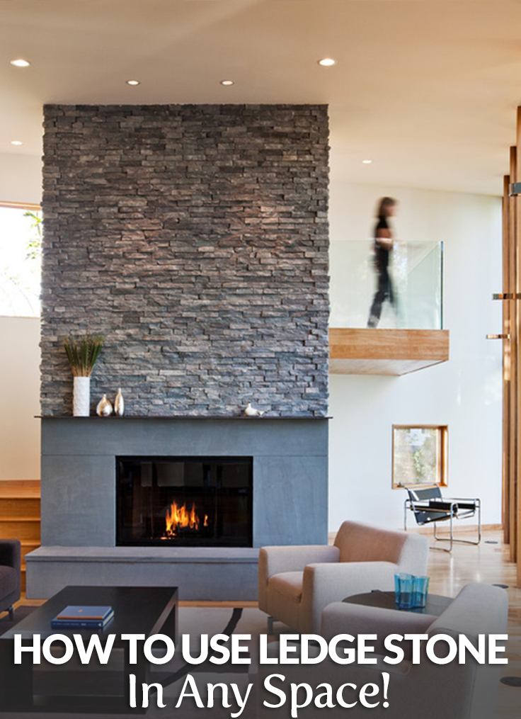 Ledge-Stone-Fireplace