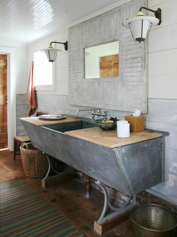 rustic bathroom vanity louisville newport cincinnati ohio