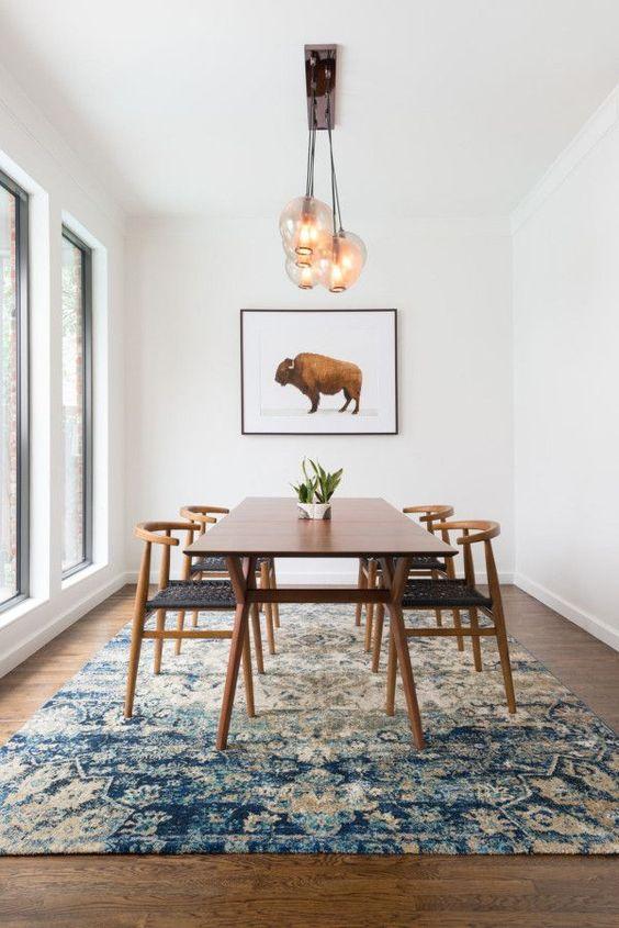 Bachelor Pad Dining Room Table