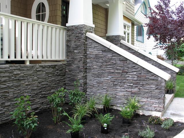 exterior ledge stone