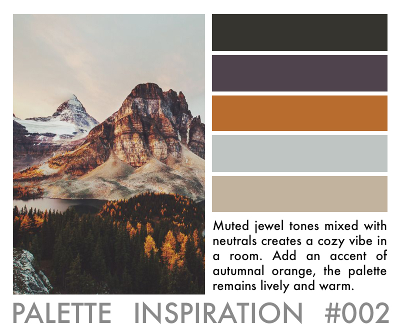 Color Palette Inspiration Purple Yellow Neutral