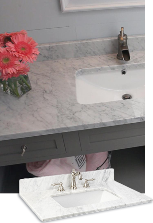 top basins bathroom kitchen sinks vanity granite countertops custom china tops stone products with