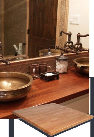 Builders Surplus Custom Bathroom Vanity Tops