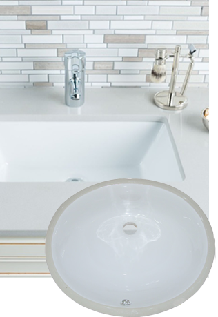 Undermount Sinks Bathroom Sinks Builders Surplus Cincinnati Louisville Newport