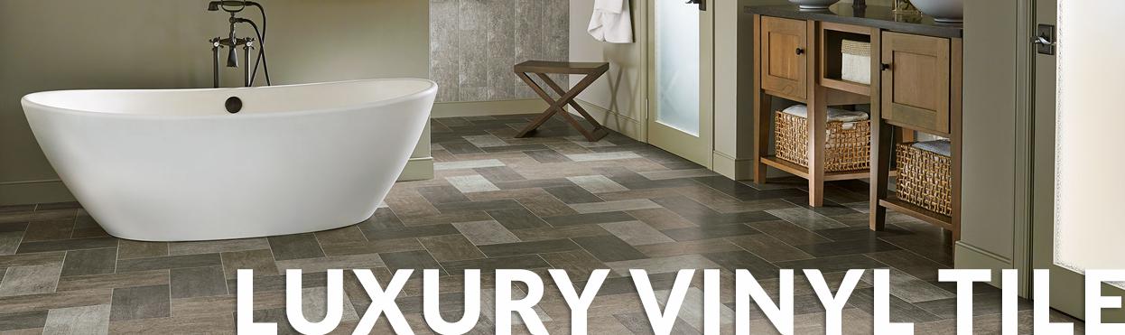 Luxury Vinyl Tile Builders Surplus
