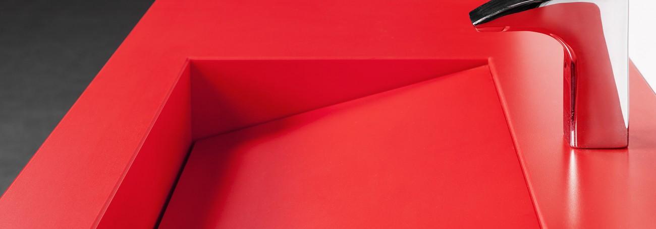 Silestone: Rosso Monza