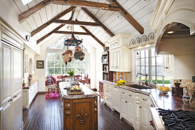 French Country Kitchen Get The Look Builders Surplus