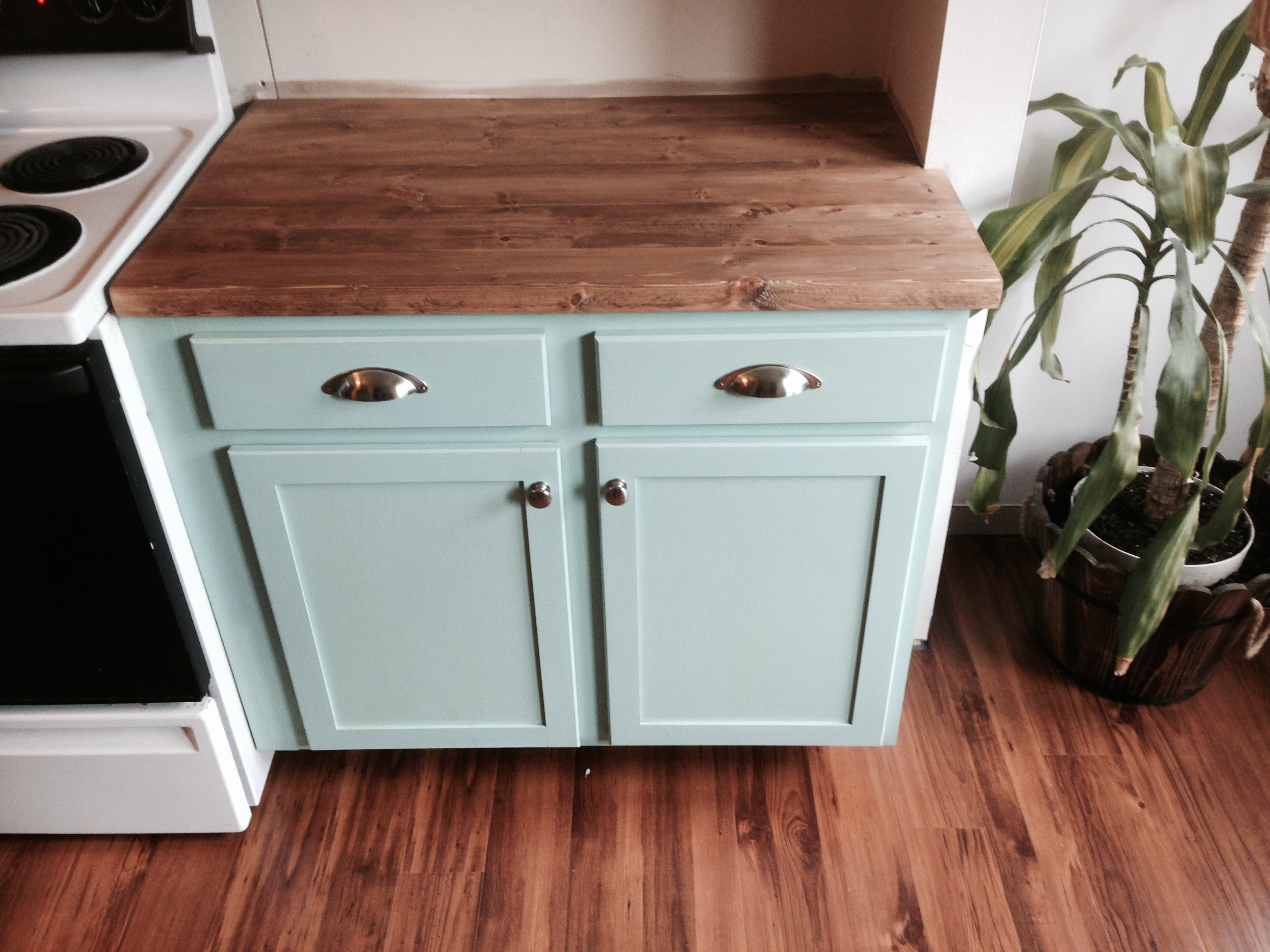Unfinished Cabinets: Bland to Glam - For Less! • Builders Surplus