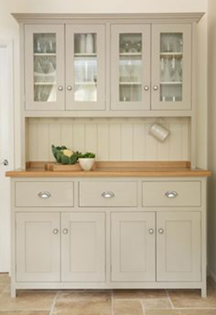 Unfinished Cabinets Beige
