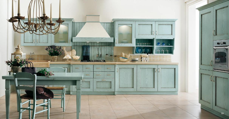 aqua kitchen cabinet on unfinished cabinets
