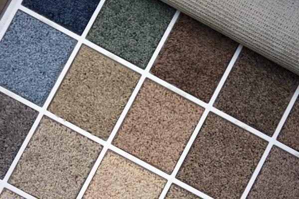 Carpet Flooring: Carpet Samples