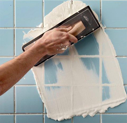 Tile Grout Colors: Grout Repair