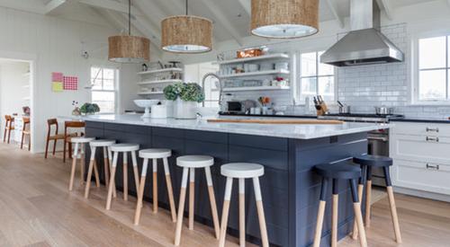 Coastal Kitchen: Facebook & Twitter Image