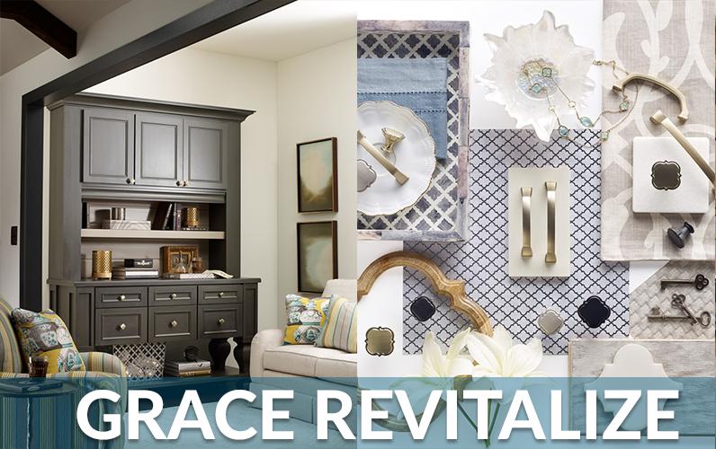 Grace-Revitalize Amerock Hardware