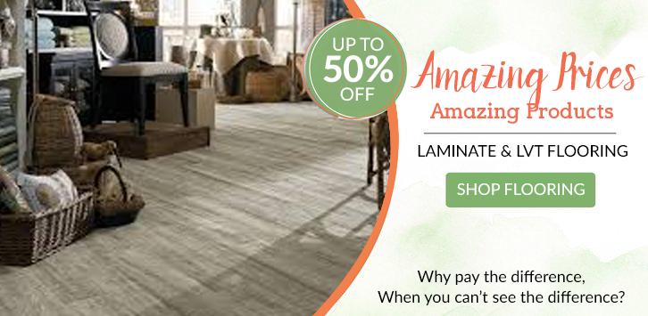 LVT Flooring On Sale