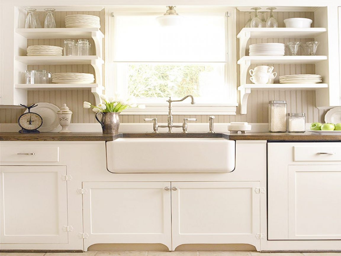 White Kitchen: Timeless, Versatile, and Budget Friendly ...