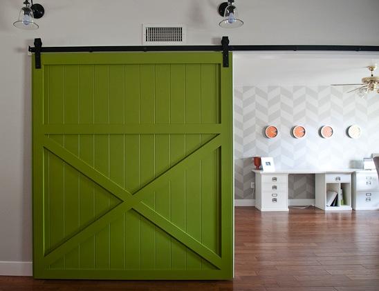 Double Wide Barn Door | Sevenstonesinc com