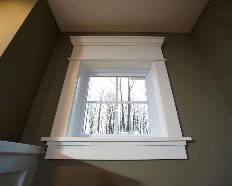 craftsman style window