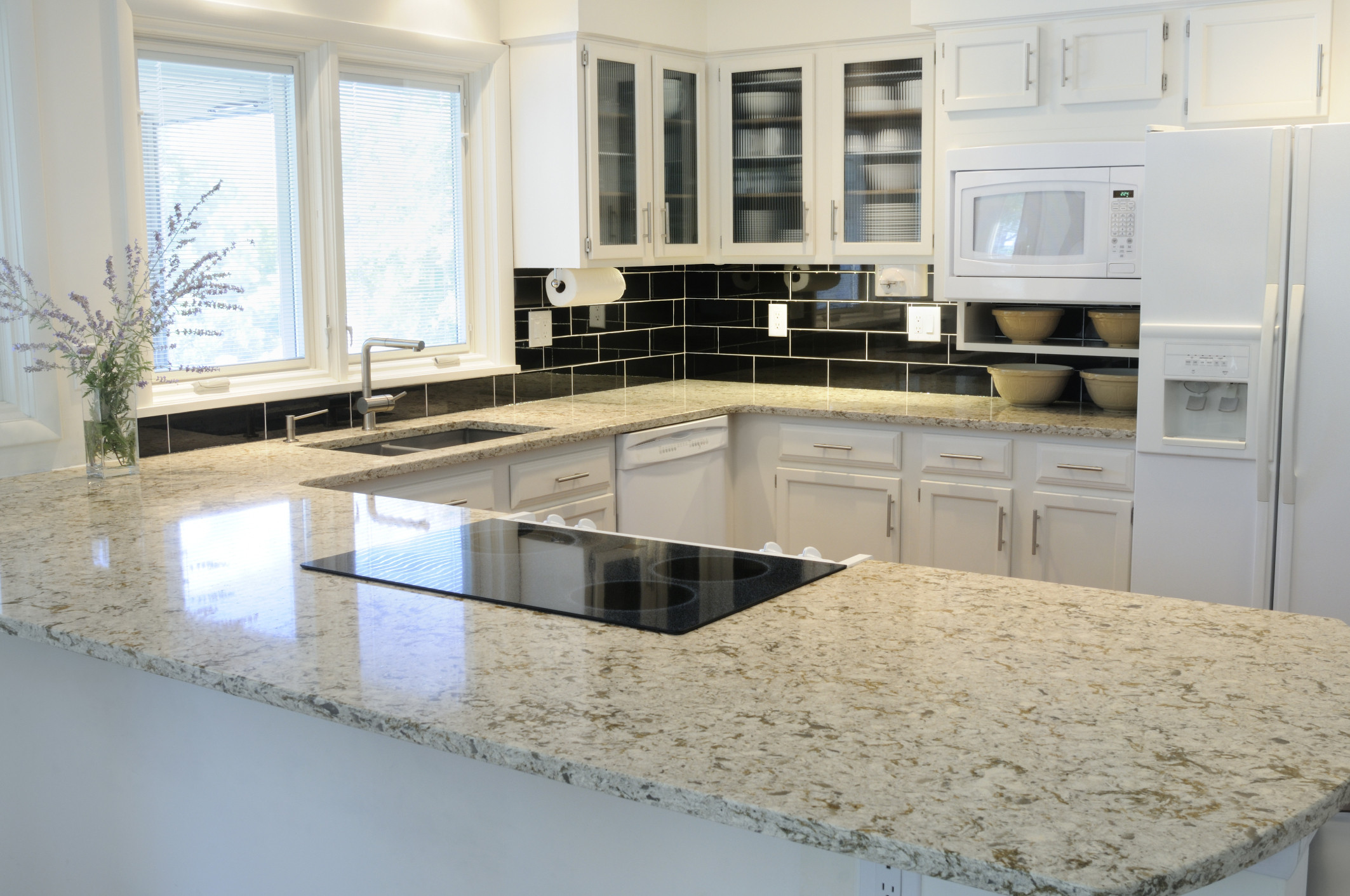 Granite countertop obsession