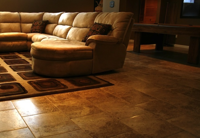 basement flooring & Basement Flooring: The Best and The Worst - Builders Surplus