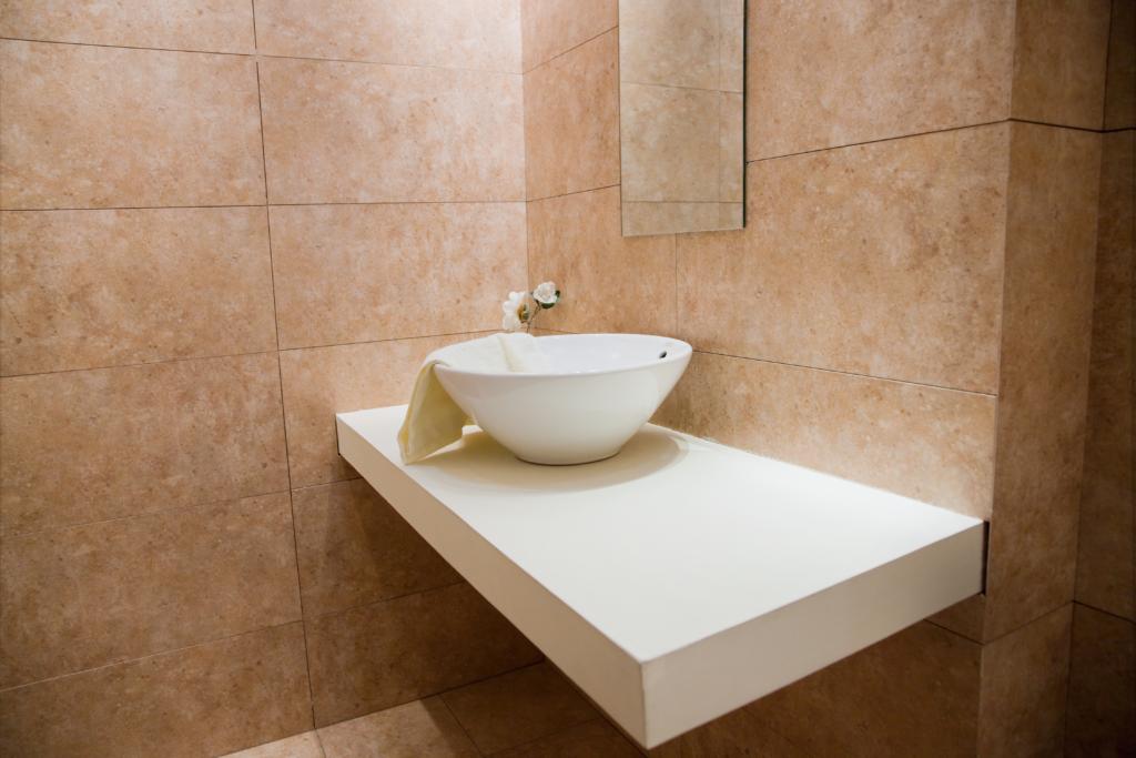 continuous-bathroom-tile-for-spa-bathroom-design