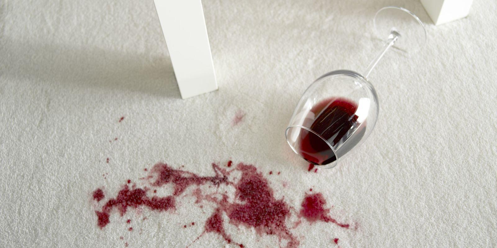 Carpet stains vs laminate flooring