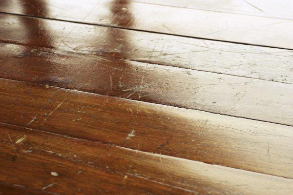 Laminate Flooring vs Hardwood Scraches