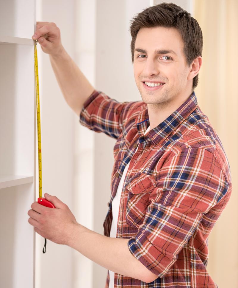 diy kitchen remodel measurement
