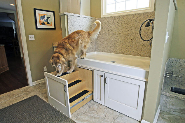 Pet friendly spaces for your home builders surplus photo credit to sj janis company solutioingenieria Gallery