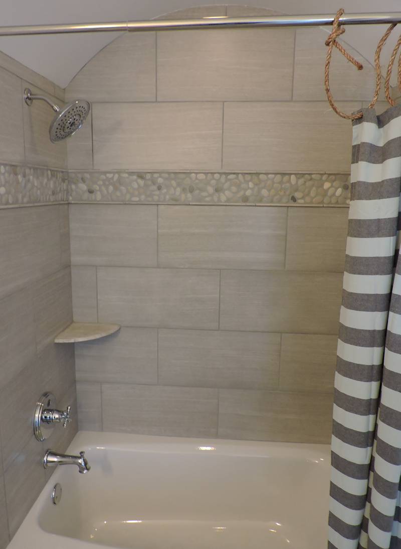 The perfect mosaic tile shower combinations - Builders Surplus