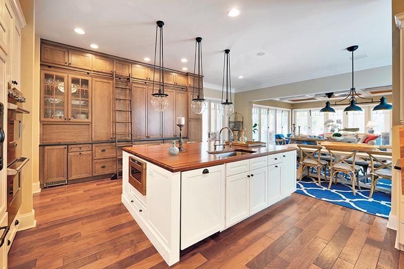 Rustic Kitchen Design Countertops Louisville Newport Cincinnati
