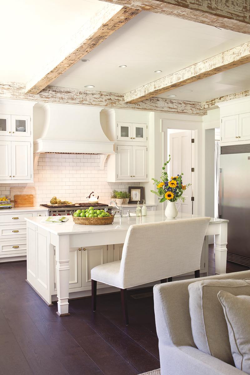 Rustic Kitchen Design Hardwood Flooring Louisville Newport Cincinnati