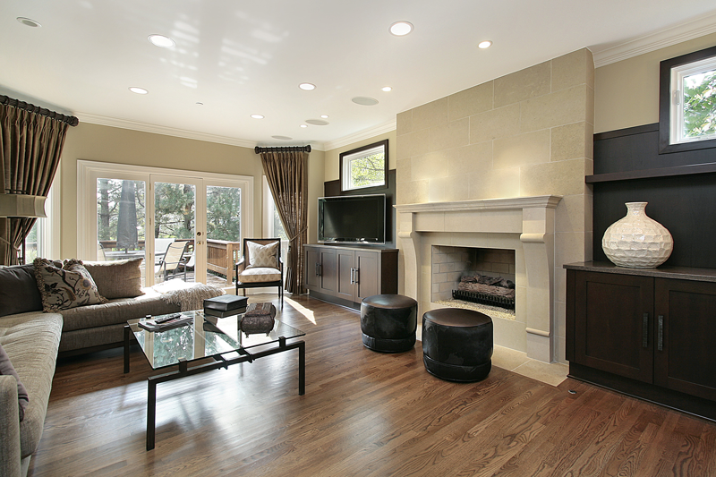 large-format-fireplace remodeling