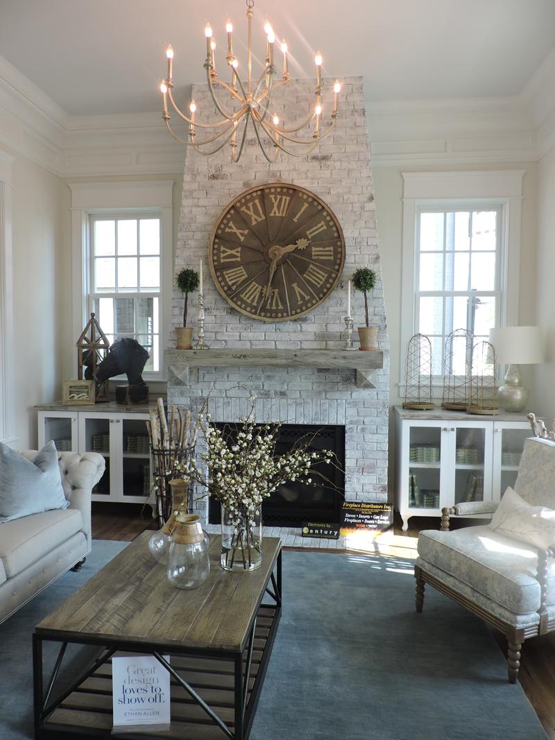 white-brick-tile-fireplace