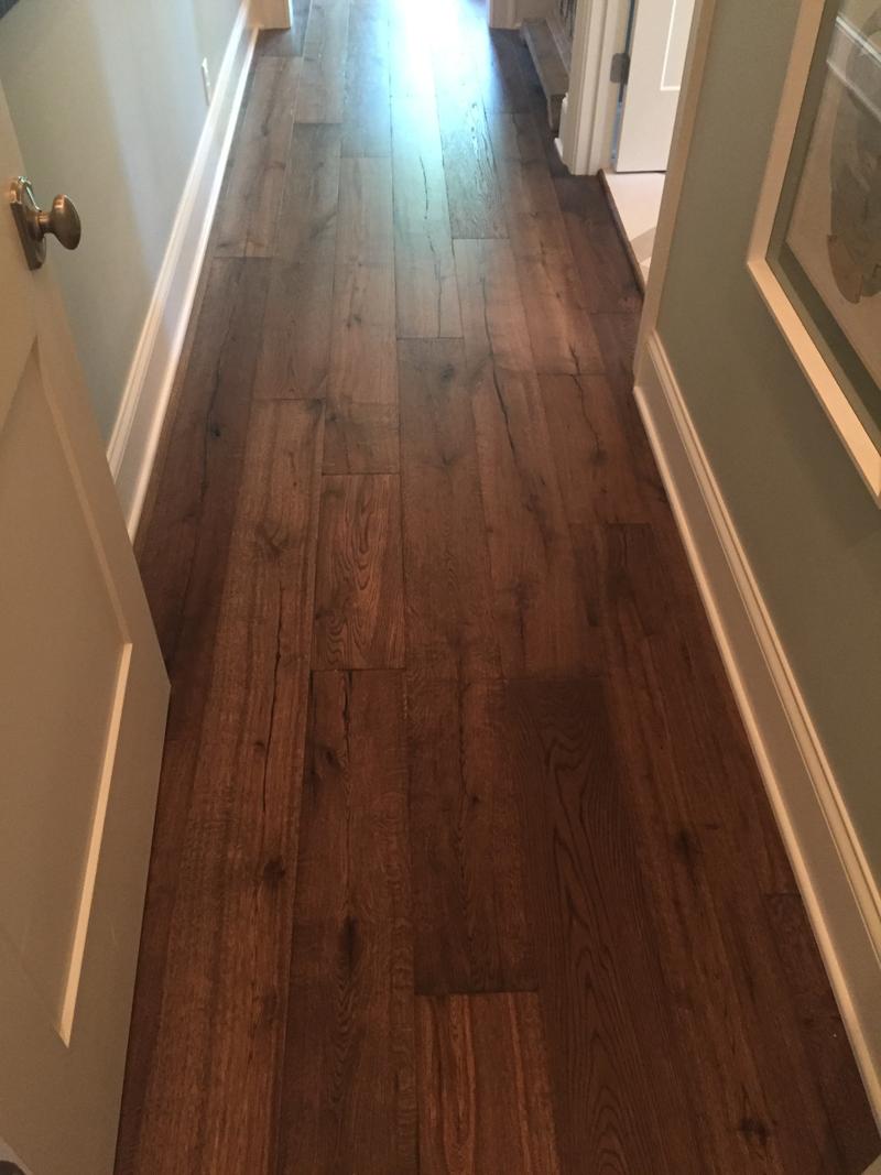 hardwood flooring home design trends