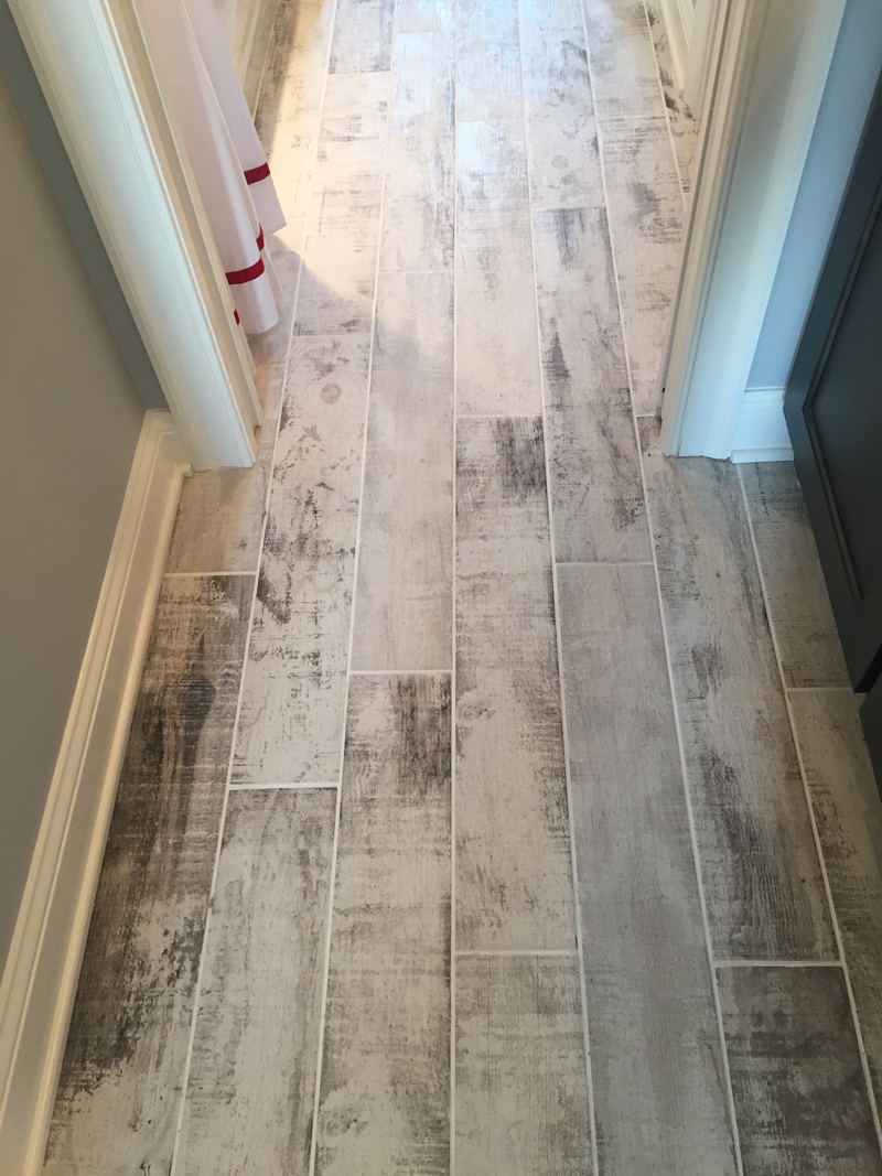 wood look tile home design trends