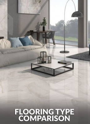 Flooring Type comparison