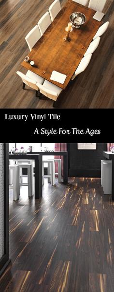 Heat Formed Vinyl Floor