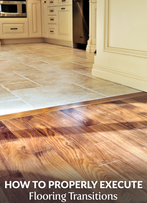 Guide to Flooring Transitions