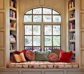Creating the Perfect Reading Nook