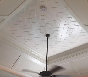 Unique Place to Use Tile