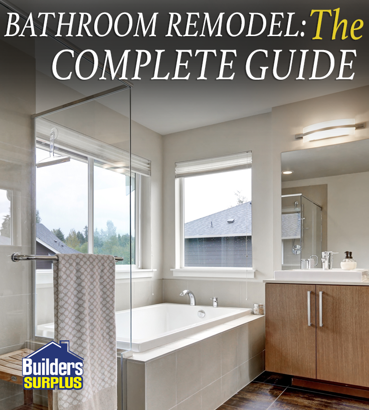 ... Comprehensive Guide That Will Walk You Step By Step Through The Things  You Need To Do Or Consider Before Starting Your Bathroom Remodeling Project.