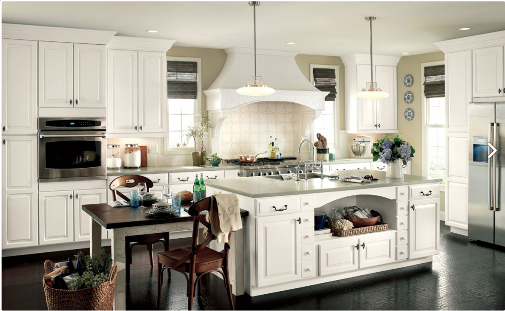 Waypoint Speaks Of Its Sophistication, Saying, U201cA Crisp, Clean, Ivory Color  That Can Create An Open, Fresh Space, And When Styled With Monochromatic  Tones, ...